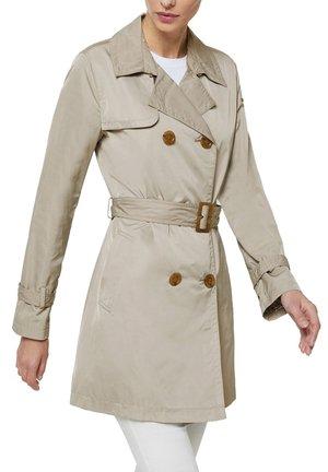 GEOX JACKEN - Trenchcoat - sand beige f5186