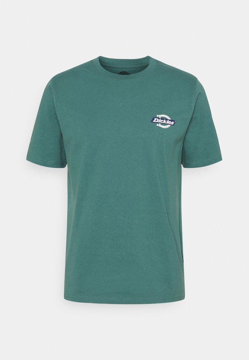 Dickies - RUSTON TEE - T-shirt imprimé - lincoln green