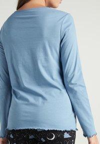 Tezenis - Pyjama top - blau - 045u - sky blue - 5