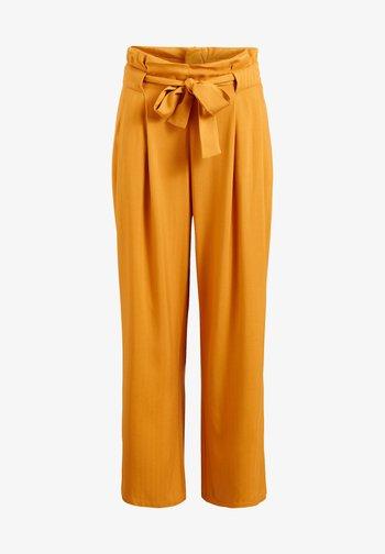 EIVOLA - Trousers - yellow