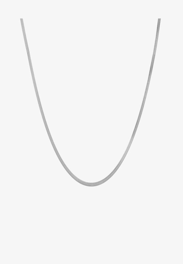 SNAKE - Collana - plata