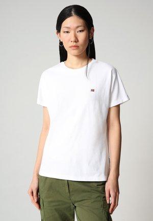 SALIS - T-shirt basique - bright white