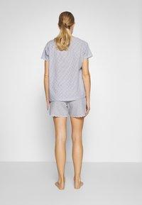 Esprit - CORRIE - Pyjamasbukse - blue lavender - 2