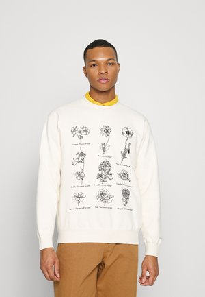 FLOWER PACKET - Sweatshirt - sago