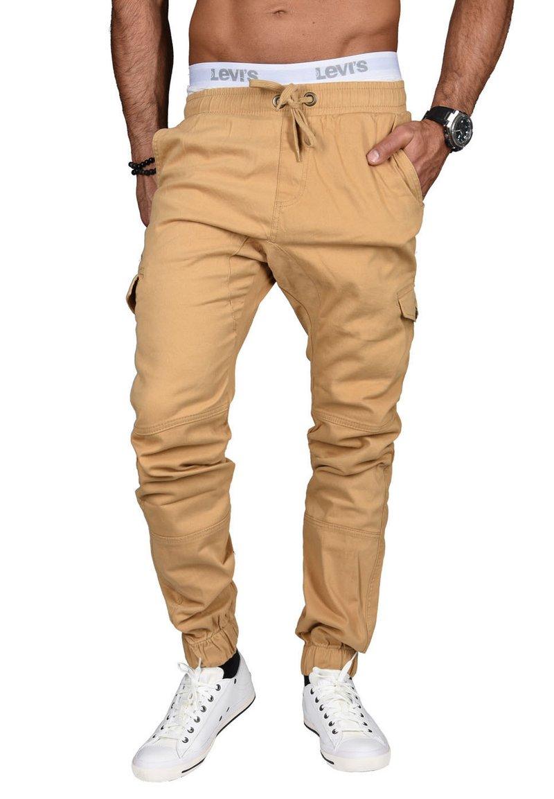 Alessandro Salvarini - DESIGNER - Cargo trousers - beige