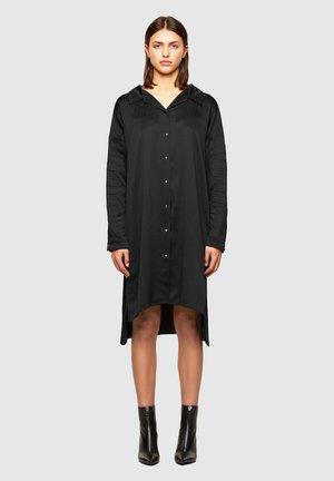 NIA - Shirt dress - black