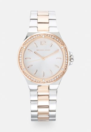 LENNOX - Watch - silver-coloured/rose gold-coloured