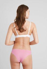 Even&Odd - 3 PACK - Underbukse - white/black/pink - 3