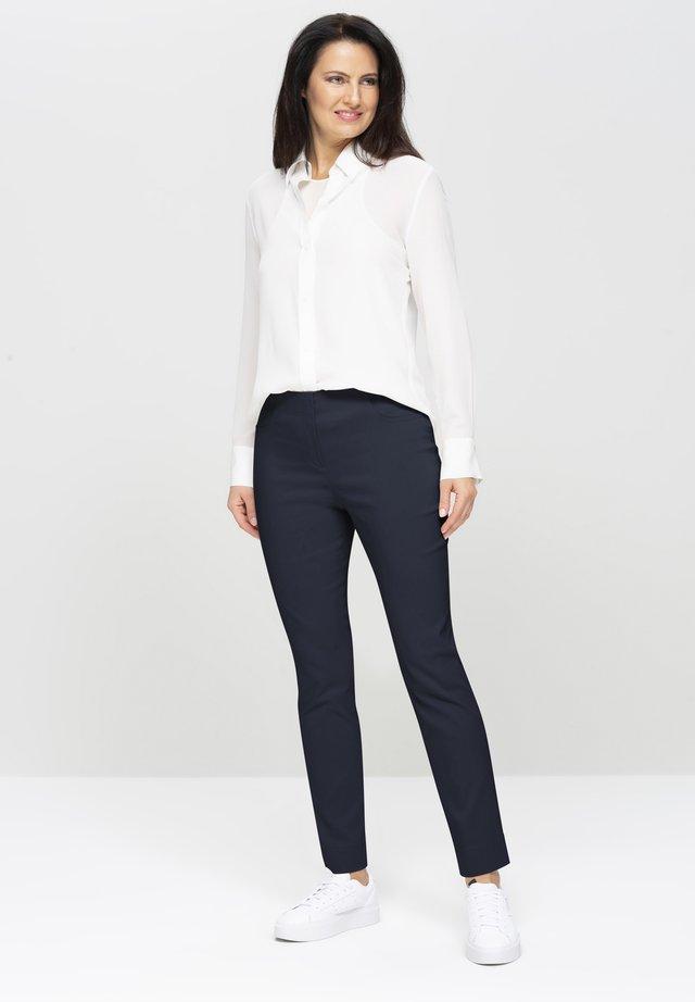 LOLI-742 14060 STRETCHHOSE - Trousers - blau