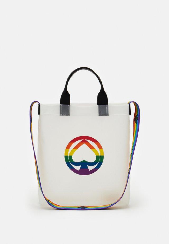 PRIDE TOTE - Shopping Bag - multi