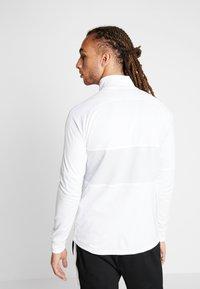 Nike Performance - PARIS ST GERMAIN DRY  - Klubbkläder - white/pure platinum/university red - 2