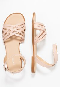 KIOMI Wide Fit - Sandals - nude - 3