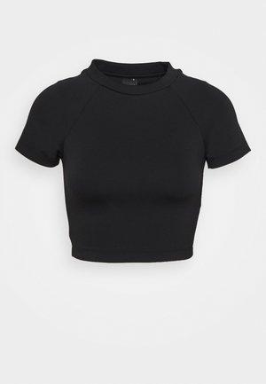 EMBER - Print T-shirt - black