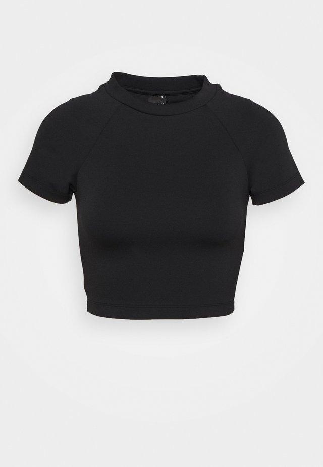 EMBER - T-shirt print - black
