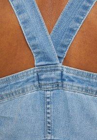 ONLY - ONLAIA LIFE SPENCER DRESS - Denim dress - light blue denim - 3