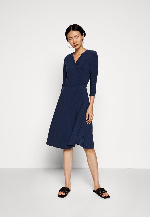 DIDA - Jersey dress - blau