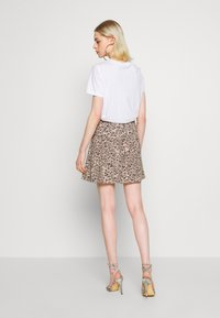 Ivyrevel - A-LINE MINI SKIRT - A-line skirt - black - 2