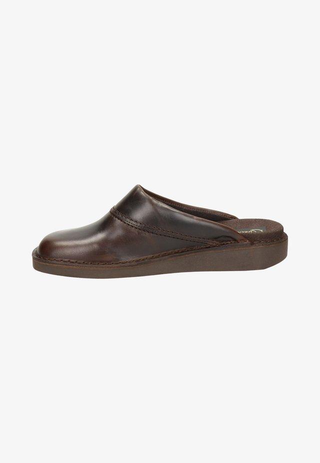 Clogs - bruin