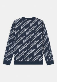 Automobili Lamborghini Kidswear - LOGOSCRIPT - Sweatshirt - blue hera - 1