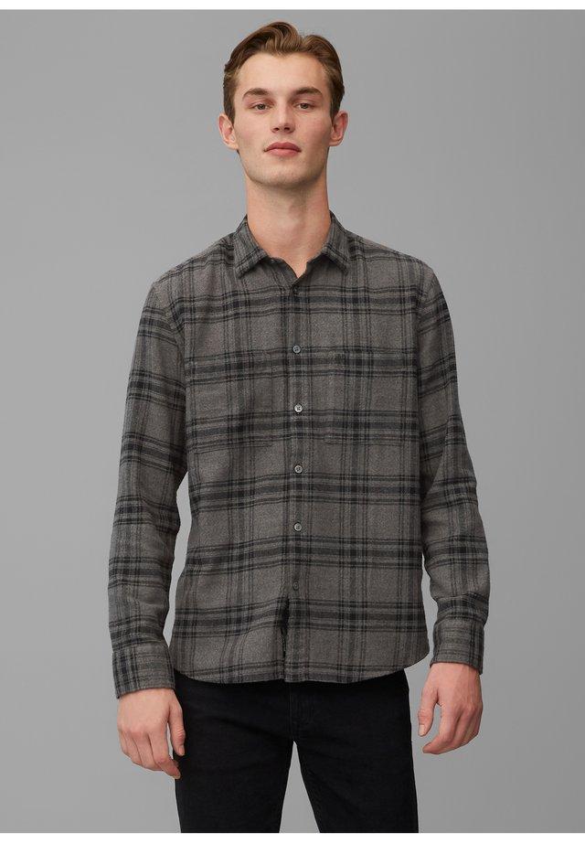 Koszula - multi/gray pinstripe