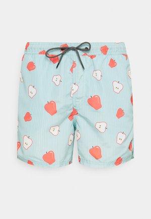 JJIBALI JJSWIMSHORTS FRUIT - Swimming shorts - mint