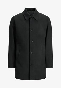 MANTEL WOLLMISCHFASER CAR - Classic coat - black