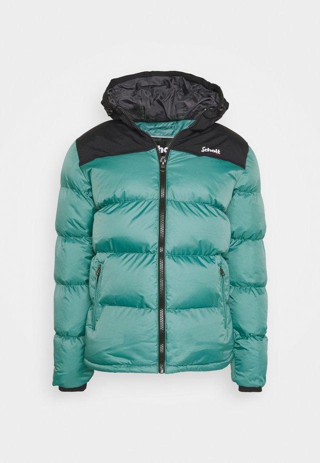UTAH2 UNISEX - Winter jacket - lagoon