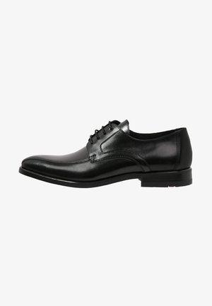 DARAN - Elegantní šněrovací boty - schwarz