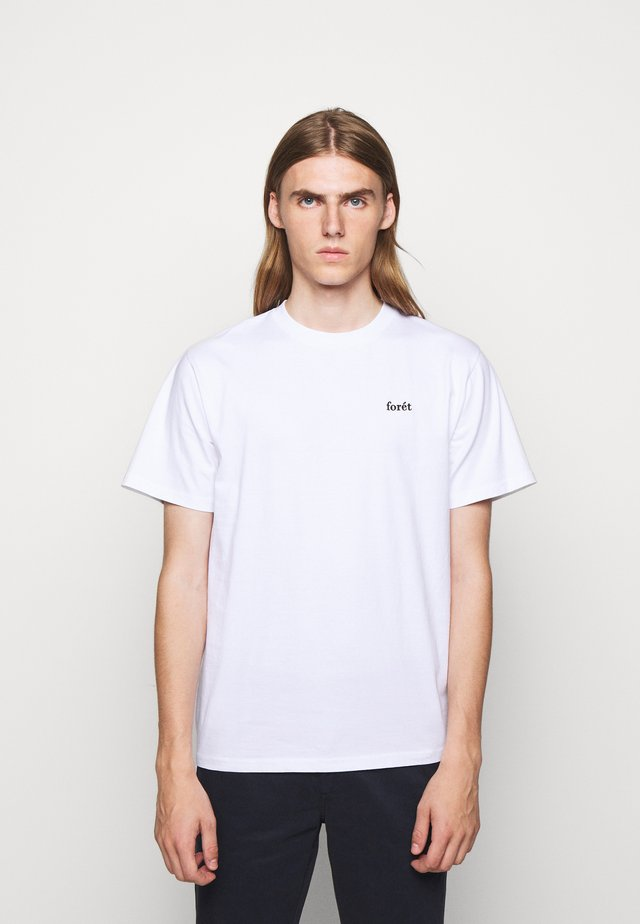 AIR - T-shirt basic - white