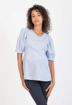 ELISABETTA - Blouse - light blue