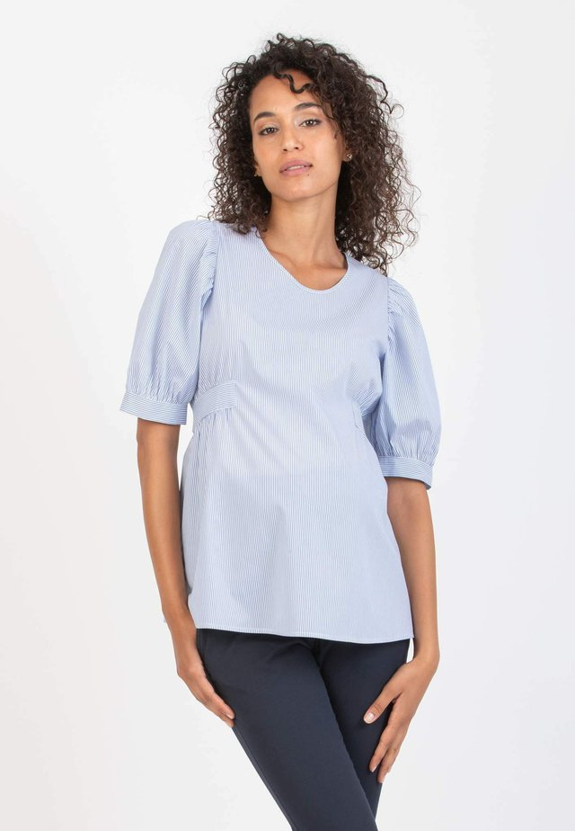ELISABETTA - Blouse - light blue