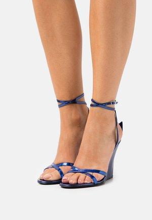 WEDGE - Wedge sandals - zemekis