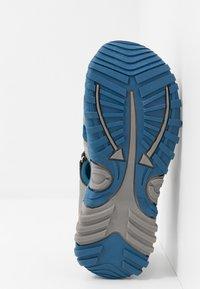 Friboo - Chodecké sandály - dark grey - 5