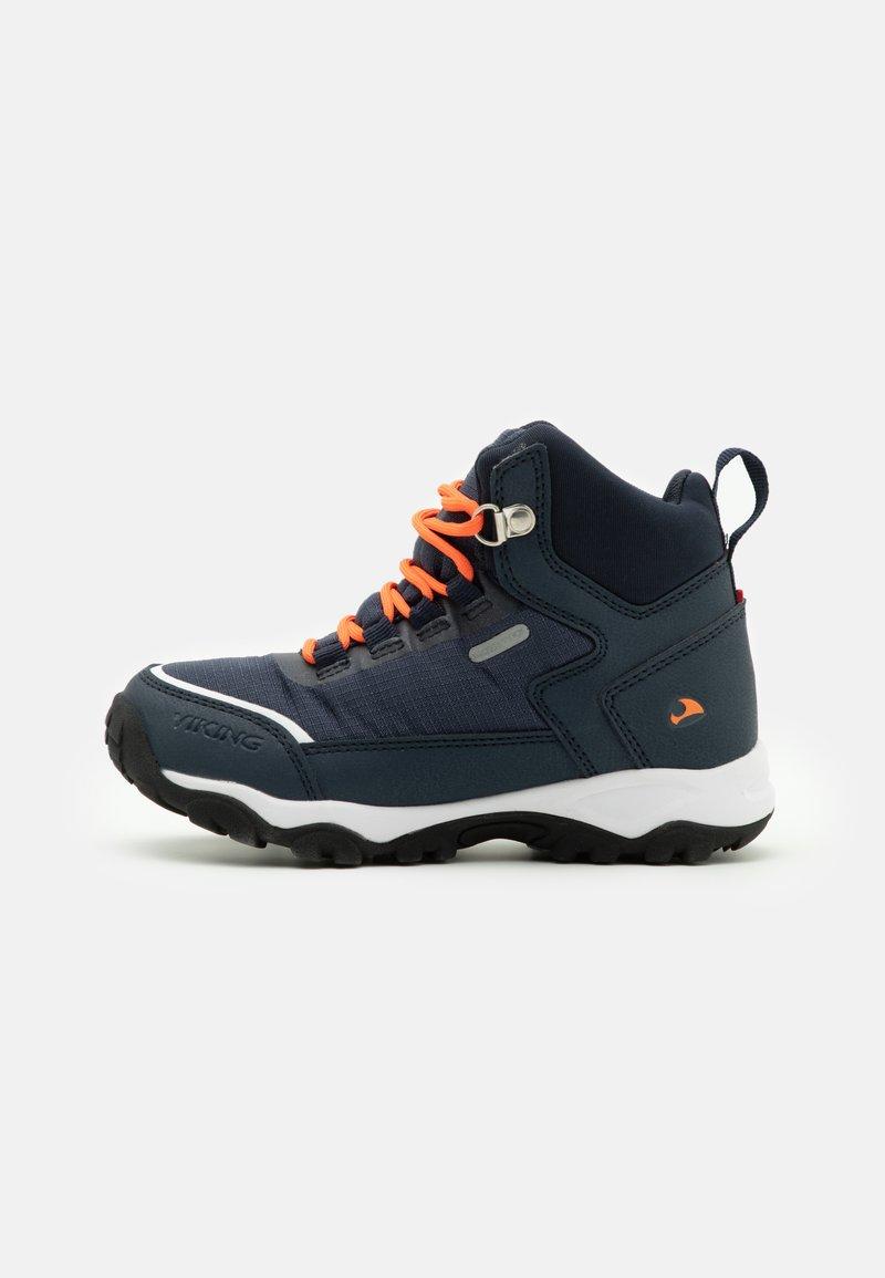 Viking - AKKARVIK WP UNISEX - Hiking shoes - navy