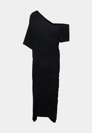 CARTIE DRESS - Jersey dress - black