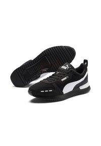 Puma - R78 UNISEX - Sneakers - black-white-white - 2