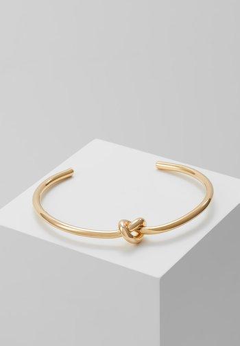 KNOT - Bracelet - gold-coloured