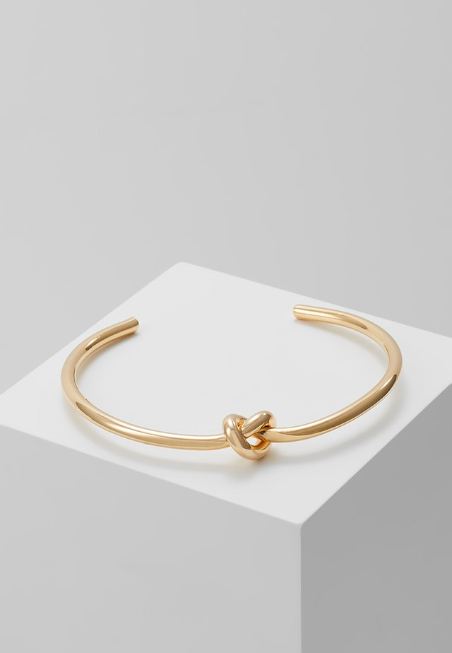 KNOT - Bracelet - gold-coloured