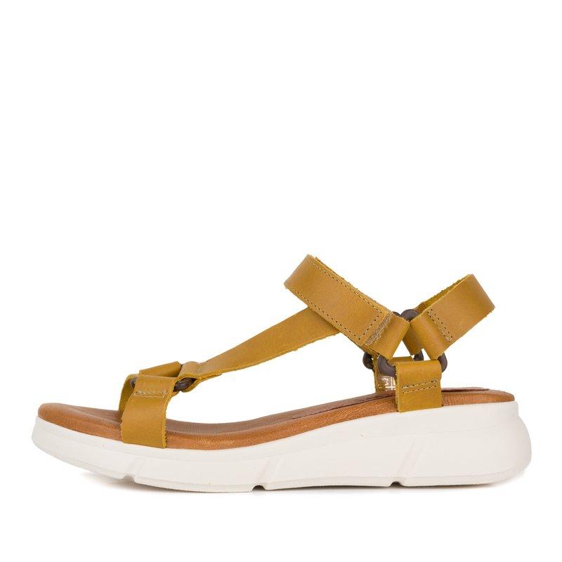 Eva Lopez - Sandals - amarillo