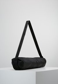 Casall - YOGA MAT BAG - Skulderveske - black - 5