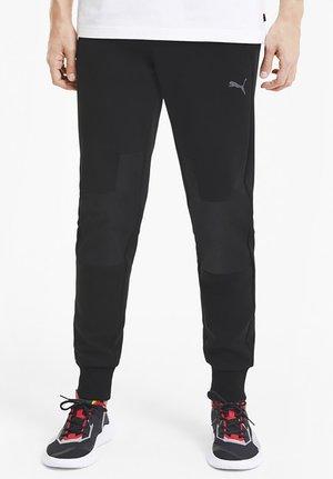 SCUDERIA FERRARI STYLE CC  - Pantalon de survêtement - black