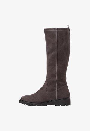 Boots - dark grey