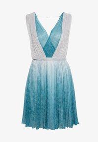 LIU JO - ABITO - Vestito elegante - ocean gard/platino - 5