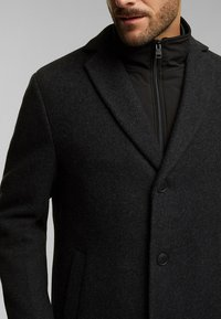 Esprit Collection - COAT 2IN1 - Manteau classique - anthracite - 4