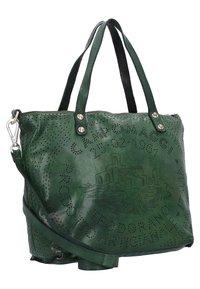 Campomaggi - Tote bag - green - 3