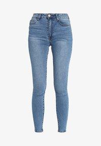Lost Ink - Jeans Skinny - mid denim - 4