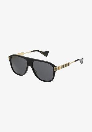Okulary przeciwsłoneczne - black/gold/grey