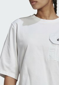 adidas Originals - T-shirts print - white - 3