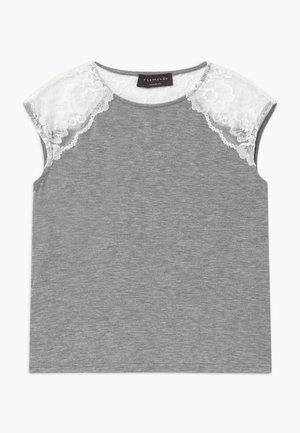 BERLIN - T-shirt print - light grey