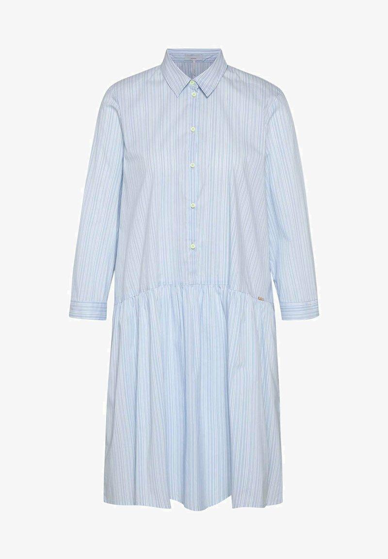 Cinque - Shirt dress - hellblau